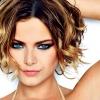 Як підбираються короткі стрижки на кучеряве волосся