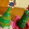 Як зробити ялиночки на Новий рік своїми руками?