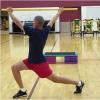 Комплекс вправ з гімнастичною палицею. Вправа з палицею для дітей