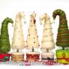 Новорічна ялинка з сизалю - прекрасний подарунок для друзів і близьких