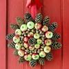 Вироби своїми руками з яблук на Різдво і Новий Рік