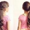 Зачіски для дівчат для довгих і коротких волосся