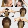 Проста зачіска своїми руками на довге волосся за кілька хвилин
