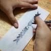 Скільки тримаються тимчасові татуювання? Їх види та один із способів нанесення