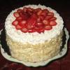 Робимо красивий і смачний торт без мастики