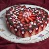 Торт на день закоханих: покроковий кулінарний рецепт. Торти на день святого валентина