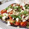 Робимо салат з баклажанами, і помідорами, і сиром
