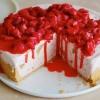 Смачний пиріг зі свіжими ягодами